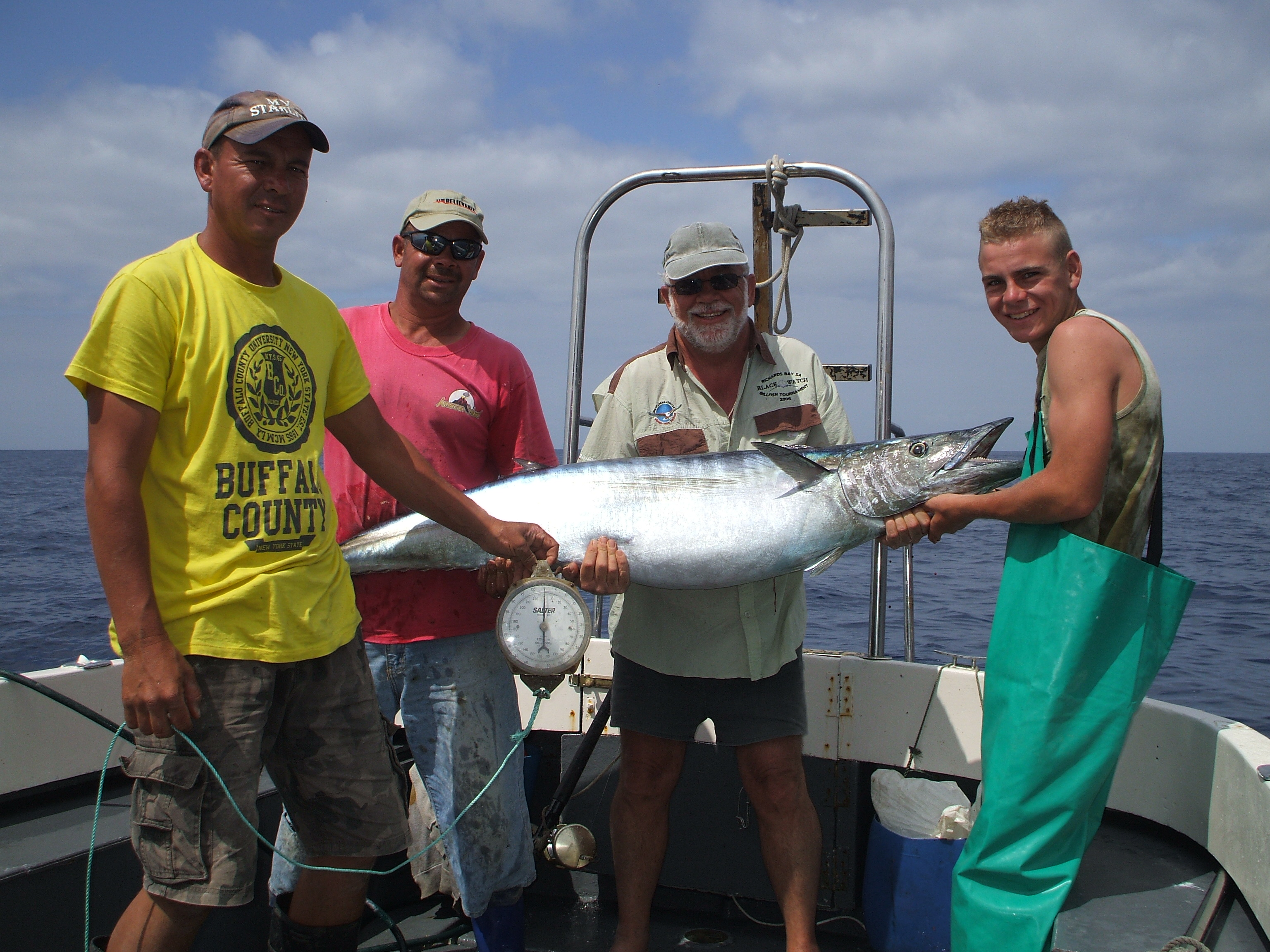 Fishing in St Helena