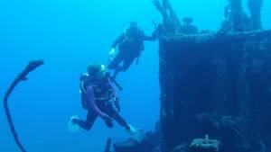Diving In St Helena