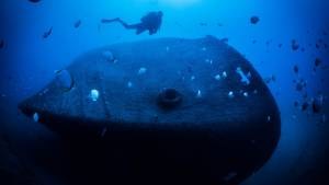 come dive with us Saint Helena