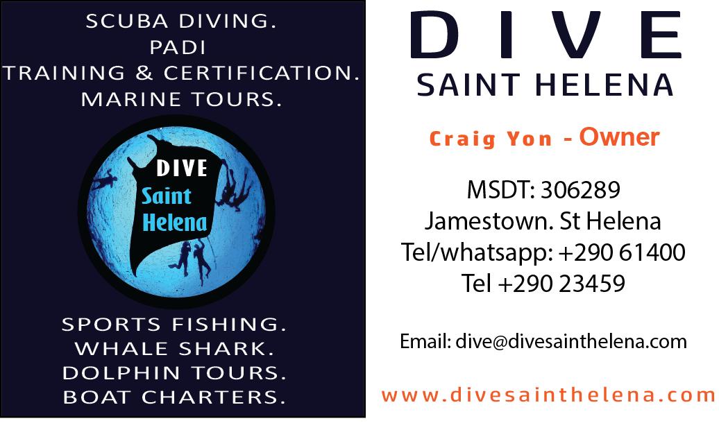 Dive Saint Helena
