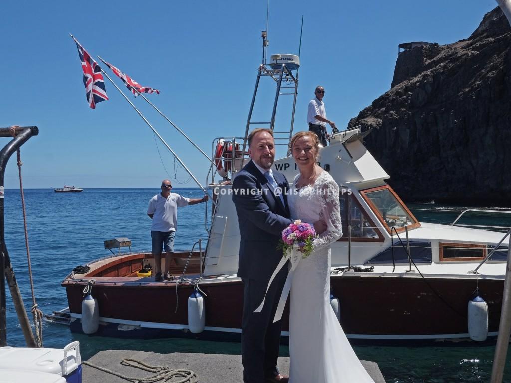 Lisa Phillips wedding