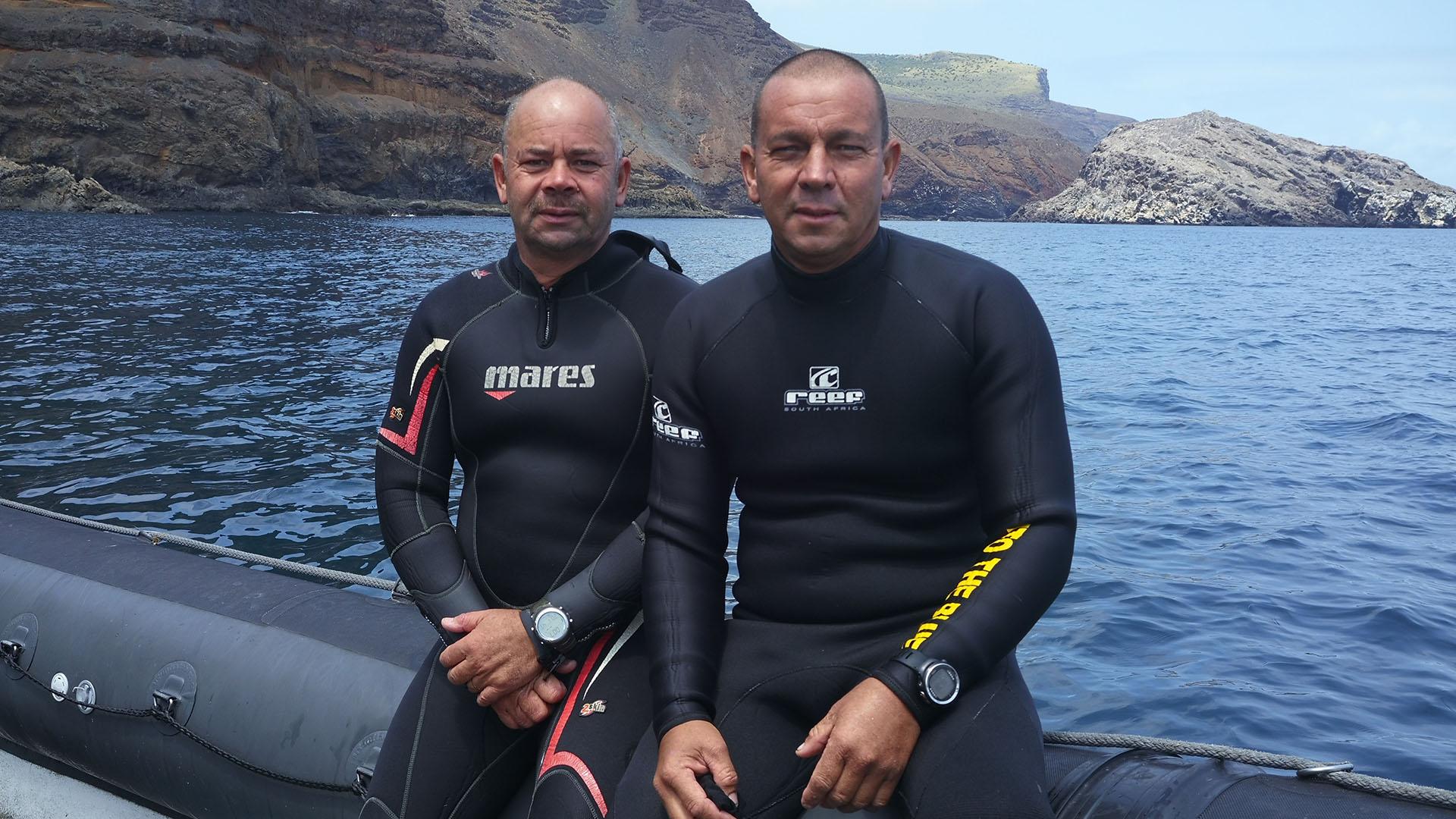 Craig and Keith yon
