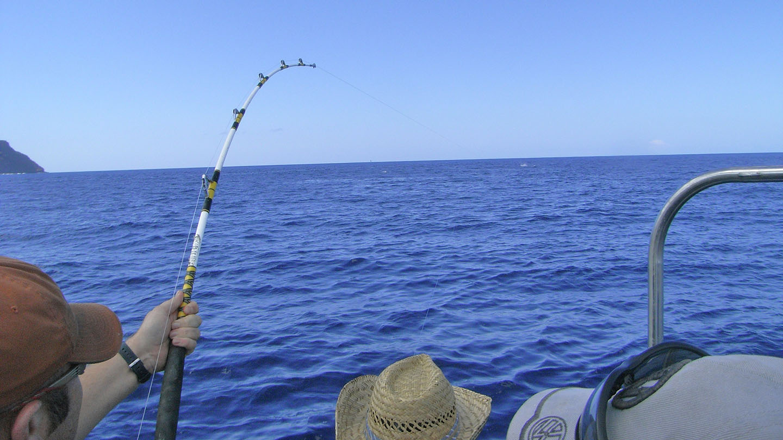 Sports Fishing St Helena